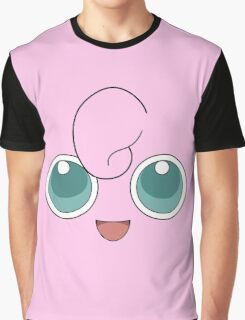 Jigglypuff Graphic T-Shirt