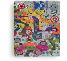 Key Bump Canvas Print
