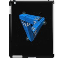 Escher Tardis iPad Case/Skin