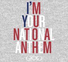 National Anthem Color by gregtraverso