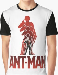 Ant-Man • Shrinking Process Graphic T-Shirt