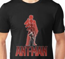 Ant-Man • Shrinking Process Unisex T-Shirt