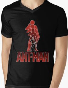 Ant-Man • Shrinking Process Mens V-Neck T-Shirt