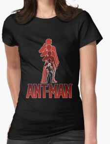 Ant-Man • Shrinking Process Womens Fitted T-Shirt