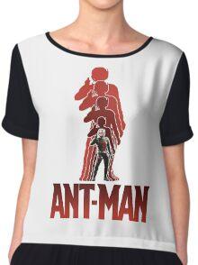 Ant-Man • Shrinking Process Chiffon Top