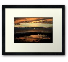 Burleigh Heads Sunrise Framed Print