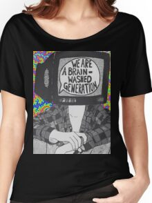 We Are A Brain Washed Generation Women's Relaxed Fit T-Shirt