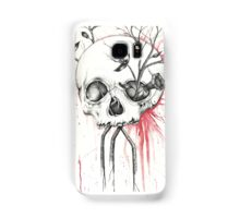 Pomegranate Skull  Samsung Galaxy Case/Skin