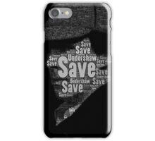 Save Undershaw iPhone Case/Skin