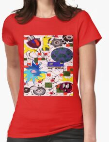 K-os Womens Fitted T-Shirt