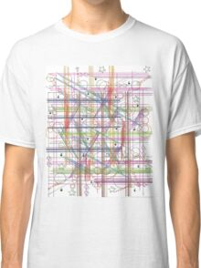 Linear Thoughts Classic T-Shirt