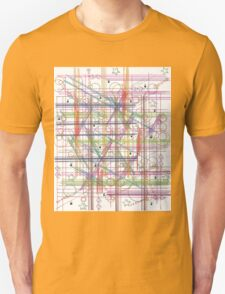 Linear Thoughts Unisex T-Shirt