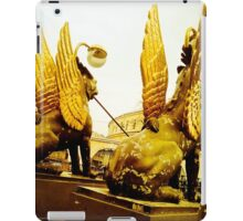 The Gilded Gold. iPad Case/Skin