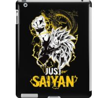 Super Saiyan Goku Shirt - RB00035 iPad Case/Skin