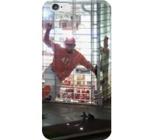 MLB Cincinnati Baseball Stadium/Museum at Night Photo iPhone Case/Skin