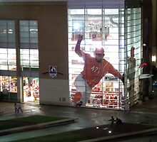 MLB Cincinnati Baseball Stadium/Museum at Night Photo by rpwalriven