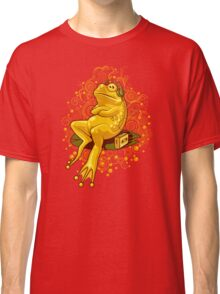 FROGGIE IN RELAX MODE Classic T-Shirt
