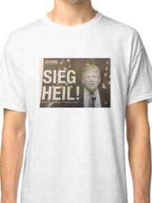 Sieg Heil Trump Classic T-Shirt
