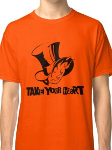 Persona 5 - Take Your Heart Classic T-Shirt