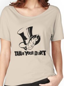 Persona 5 - Take Your Heart Women's Relaxed Fit T-Shirt