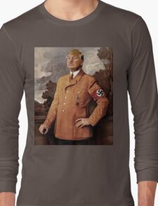 Trump is Hitler Long Sleeve T-Shirt