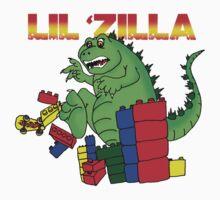Lil 'Zilla Kids Tee