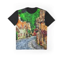 COUNTRY COTTAGE 29D2 Graphic T-Shirt
