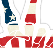 Dead Peace Sticker