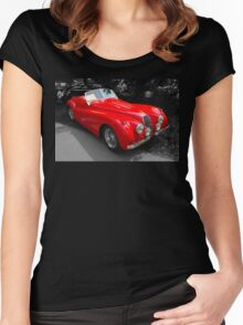 Red '53 Women's Fitted Scoop T-Shirt