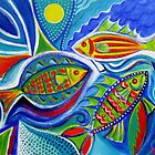 Fish for fun by Karin Zeller