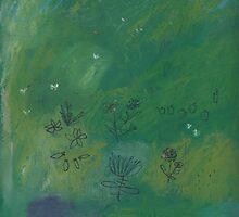 Little garden by Tine  Wiggens