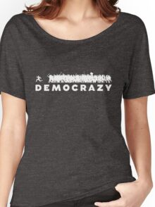 Democrazy Women's Relaxed Fit T-Shirt