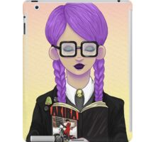 Girls read comics too! Akira iPad Case/Skin