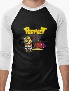 You win... Perfect! Men's Baseball ¾ T-Shirt