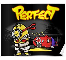 You win... Perfect! Poster