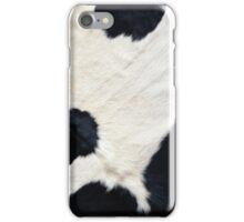 Cow fur iPhone Case/Skin