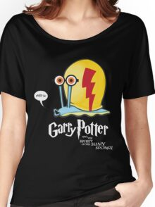 Garry Potter and the Secrets of the Slimy Sponge Women's Relaxed Fit T-Shirt
