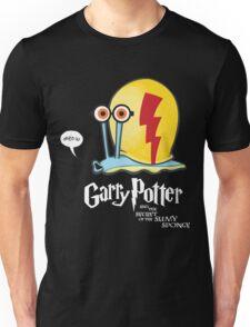 Garry Potter and the Secrets of the Slimy Sponge Unisex T-Shirt