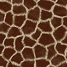 Giraffe fur by sermi