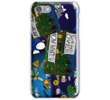 Environmental_collage iPhone Case/Skin