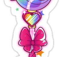 Gay Pride Sailor Moon Sticker