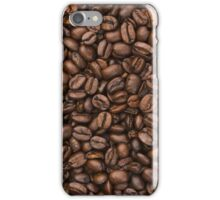 Coffee texture iPhone Case/Skin