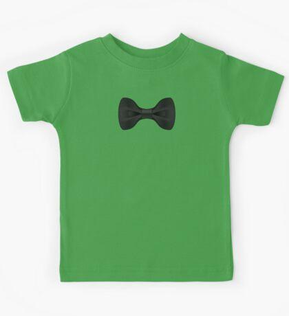 Black Tie T-Shirt Kids Tee
