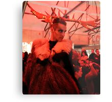 Dark Mofo Winter Feist 2014 Reindeer man  Metal Print
