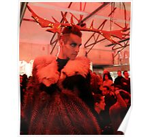 Dark Mofo Winter Feist 2014 Reindeer man  Poster