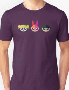 The Vectorpuff Girls T-Shirt