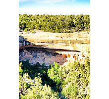 Cliff Palace Study 1 Photographic Print
