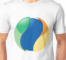 ball inside Unisex T-Shirt