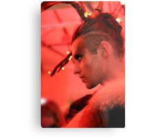 Dark Mofo Winter Feist 2014 Reindeer man 3  Metal Print