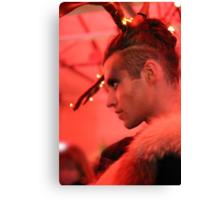 Dark Mofo Winter Feist 2014 Reindeer man 3  Canvas Print